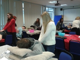 The Peer Massage Project Kingston, Surrey